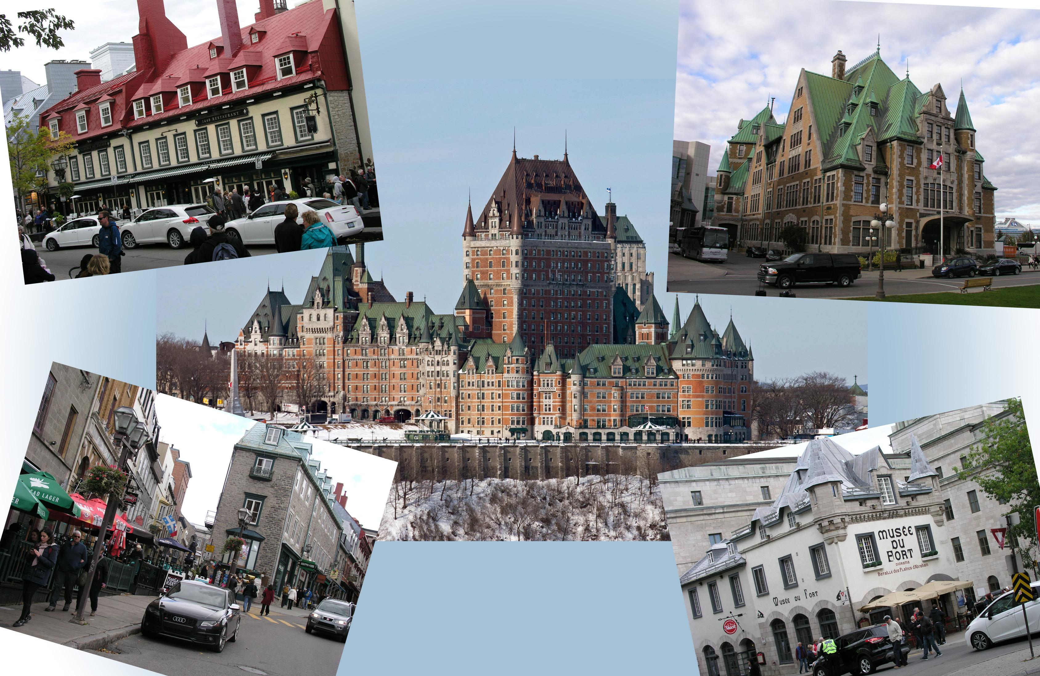 Quebec City, Quebec (Canada) Getaway